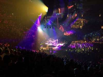 Madison Square Garden, sección: 116, fila: 22, asiento: 9