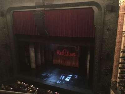 New York City Center, sección: Balcony, fila: A, asiento: 140