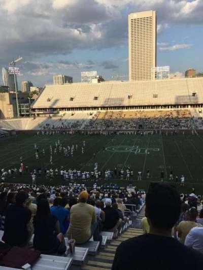 Bobby Dodd Stadium, sección: 105, fila: 44, asiento: 24