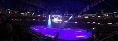 Joe Louis Arena, sección: 220, fila: 6, asiento: 10