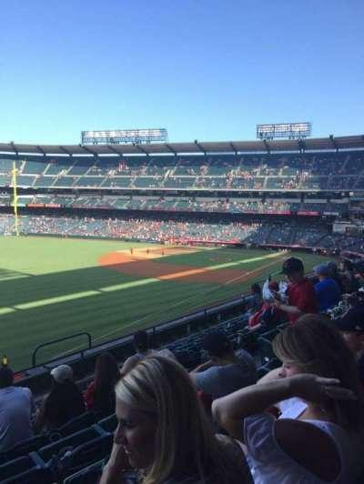 Angel Stadium sección C306