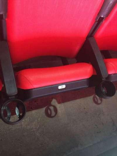 Little Caesars Arena, sección: 225, fila: 1, asiento: 14