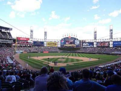 Guaranteed Rate Field, sección: 131, fila: 35, asiento: 14
