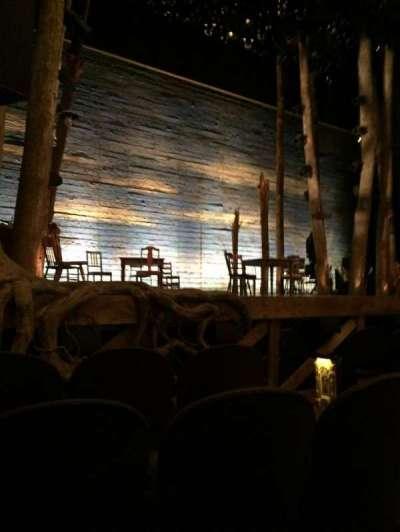 Gerald Schoenfeld Theatre, sección: Orch, fila: D, asiento: 7