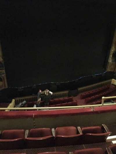 Palace Theatre (Broadway), sección: Mezz, fila: C, asiento: 7