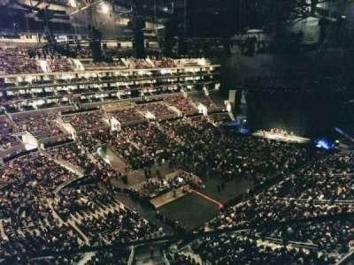 Staples Center, sección: 305, fila: 2, asiento: 3