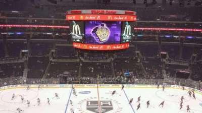 Staples Center, sección: Suite C34
