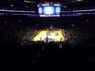 Staples Center, sección: Suite A27, fila: 1, asiento: 1