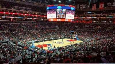 Staples Center, sección: PR9, fila: 12, asiento: 1