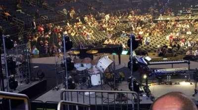 Madison Square Garden, sección: 113, fila: 12, asiento: 1