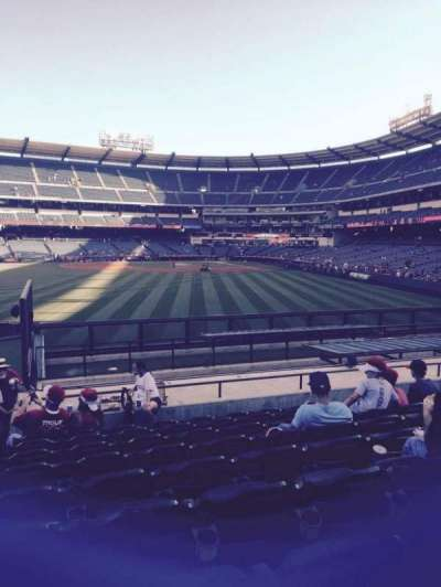 Angel Stadium sección P258