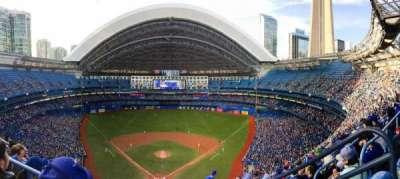 Rogers Centre, sección: 524AL, fila: 18, asiento: 101-102