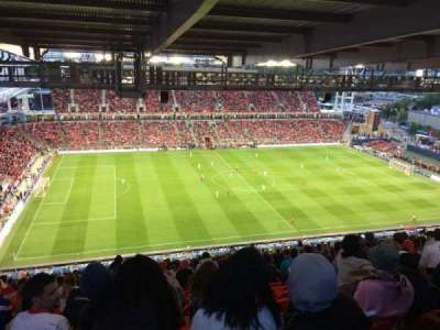 BMO Field, sección: 209, fila: 35, asiento: 15
