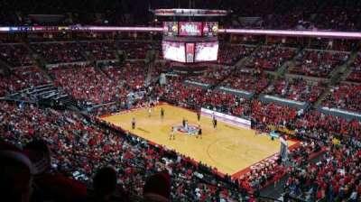 Value City Arena, sección: 319, fila: C, asiento: 3