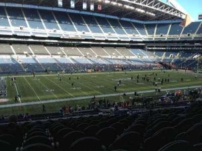 Centurylink Field, sección: 239, fila: N, asiento: 9