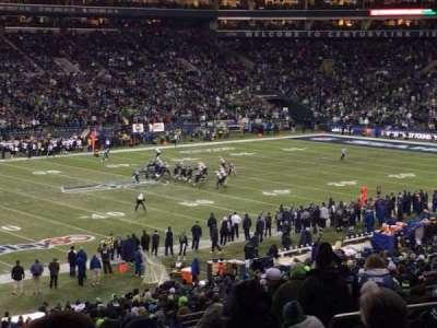 Centurylink Field, sección: 239, fila: N, asiento: 10