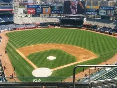 Yankee Stadium sección 420A