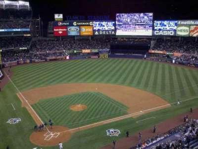 Yankee Stadium sección 319
