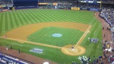 Yankee Stadium sección 321