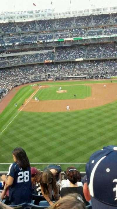 Yankee Stadium sección 305