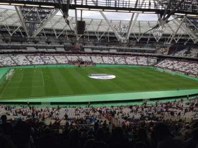 London Stadium sección 233