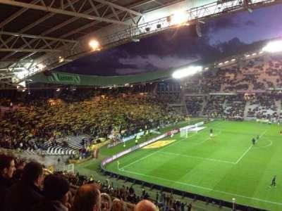 Stade De La Beaujoire, sección: E3F