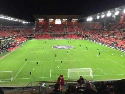 Roazhon Park, sección: Ville De Rennes, fila: Y, asiento: 44-6