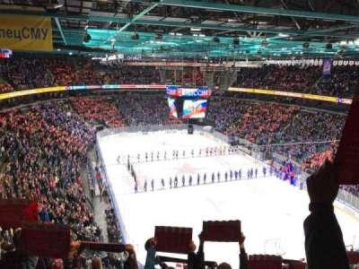 Ice Palace, sección: 401, fila: 9, asiento: 116