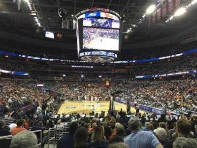 Capital One Arena, sección: 105, fila: L, asiento: 2