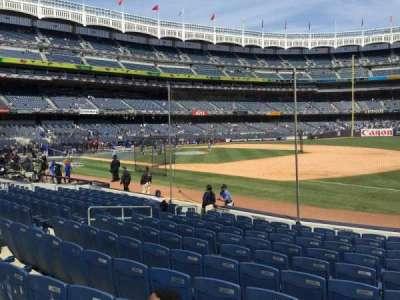 Yankee Stadium sección 113