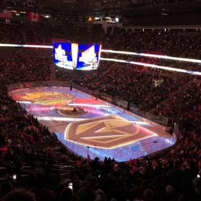 T-Mobile Arena, sección: Tower Deck East, fila: SRO, asiento: SRO