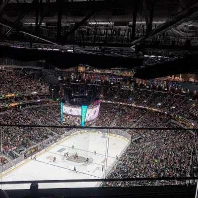 T-Mobile Arena, sección: Hyde Lounge, fila: VIP Table