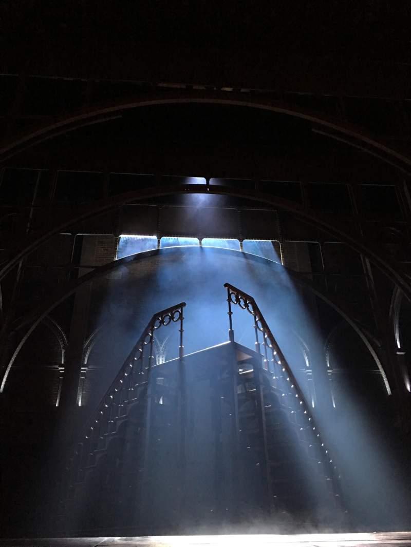 Vistas desde el asiento para Lyric Theatre Sección Orchestra L Fila B Asiento 1