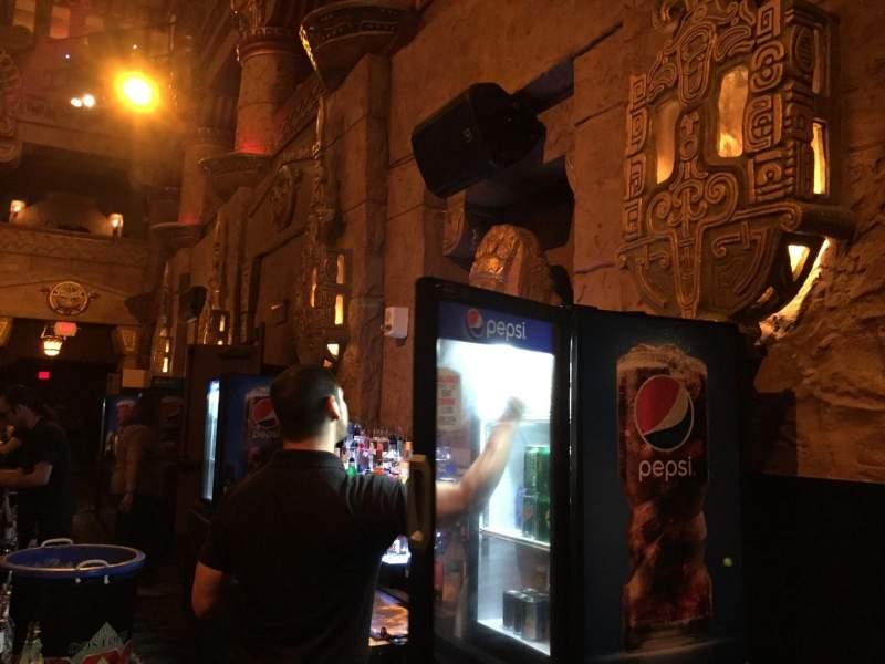 Aztec Theatre, sección: Main Lobby bar