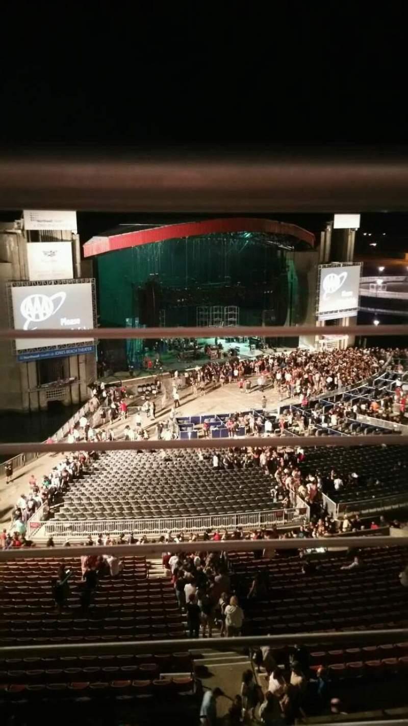 Jones Beach Theater Sección 26 Fila A