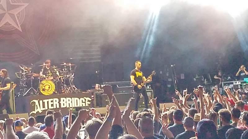Alter Bridge Compartido Por Genuwin