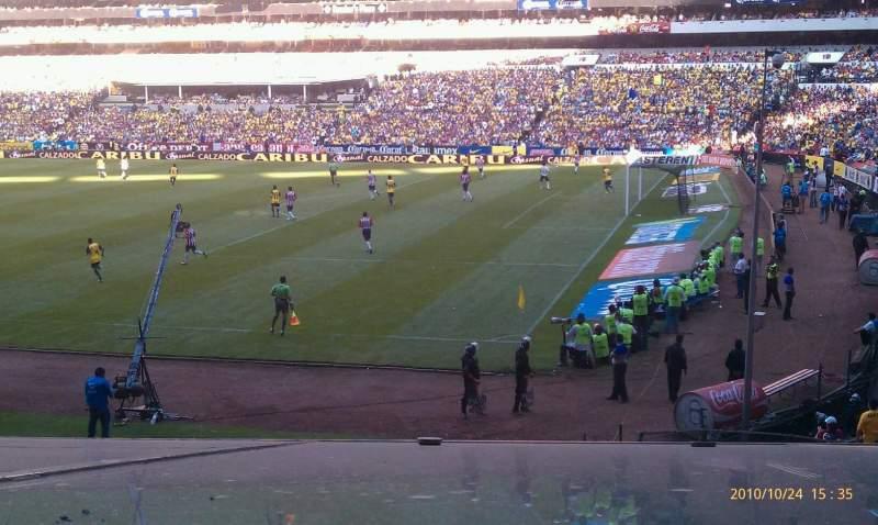 Vistas desde el asiento para Estadio AZTECA