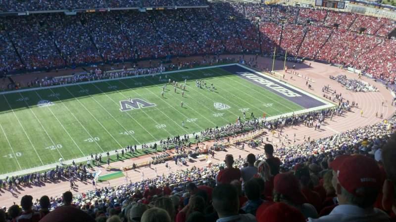 Vistas desde el asiento para Old Husky Stadium