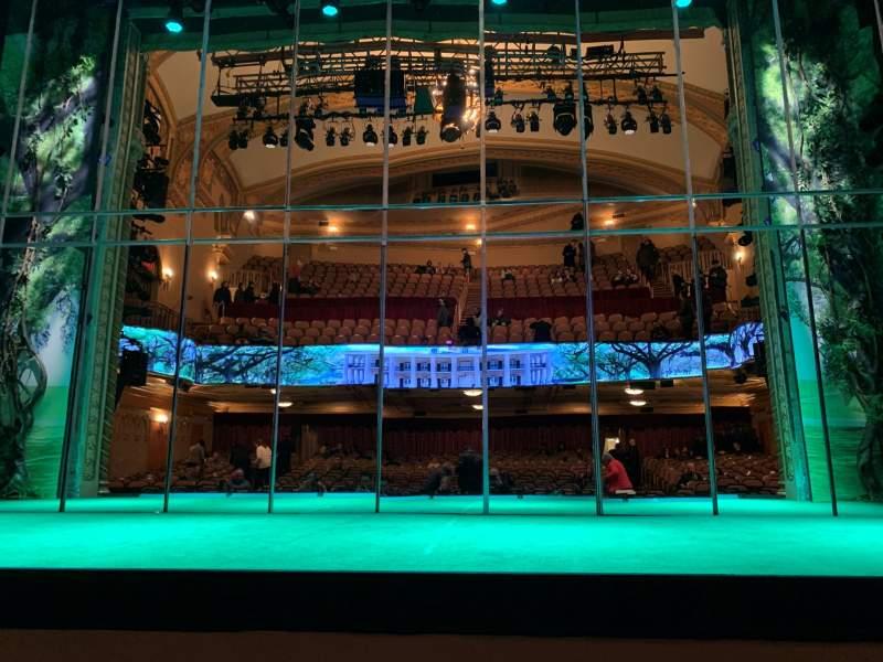 Vistas desde el asiento para John Golden Theatre Sección Orchestra C Fila B Asiento 108