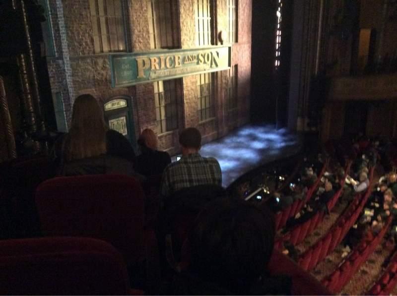 Vistas desde el asiento para Al Hirschfeld Theatre Sección Left Box Asiento 13