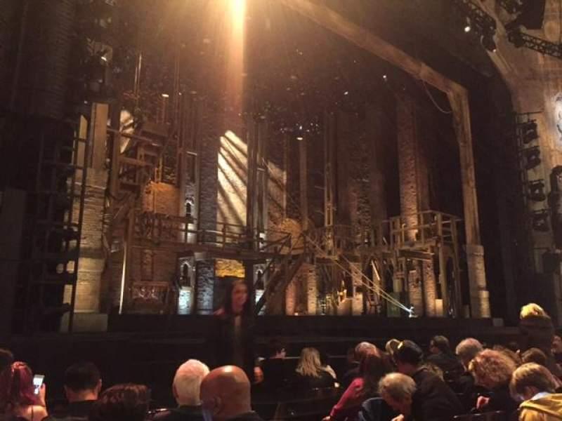 Vistas desde el asiento para Orpheum Theatre (San Francisco) Sección Orchestra L Fila H Asiento 5