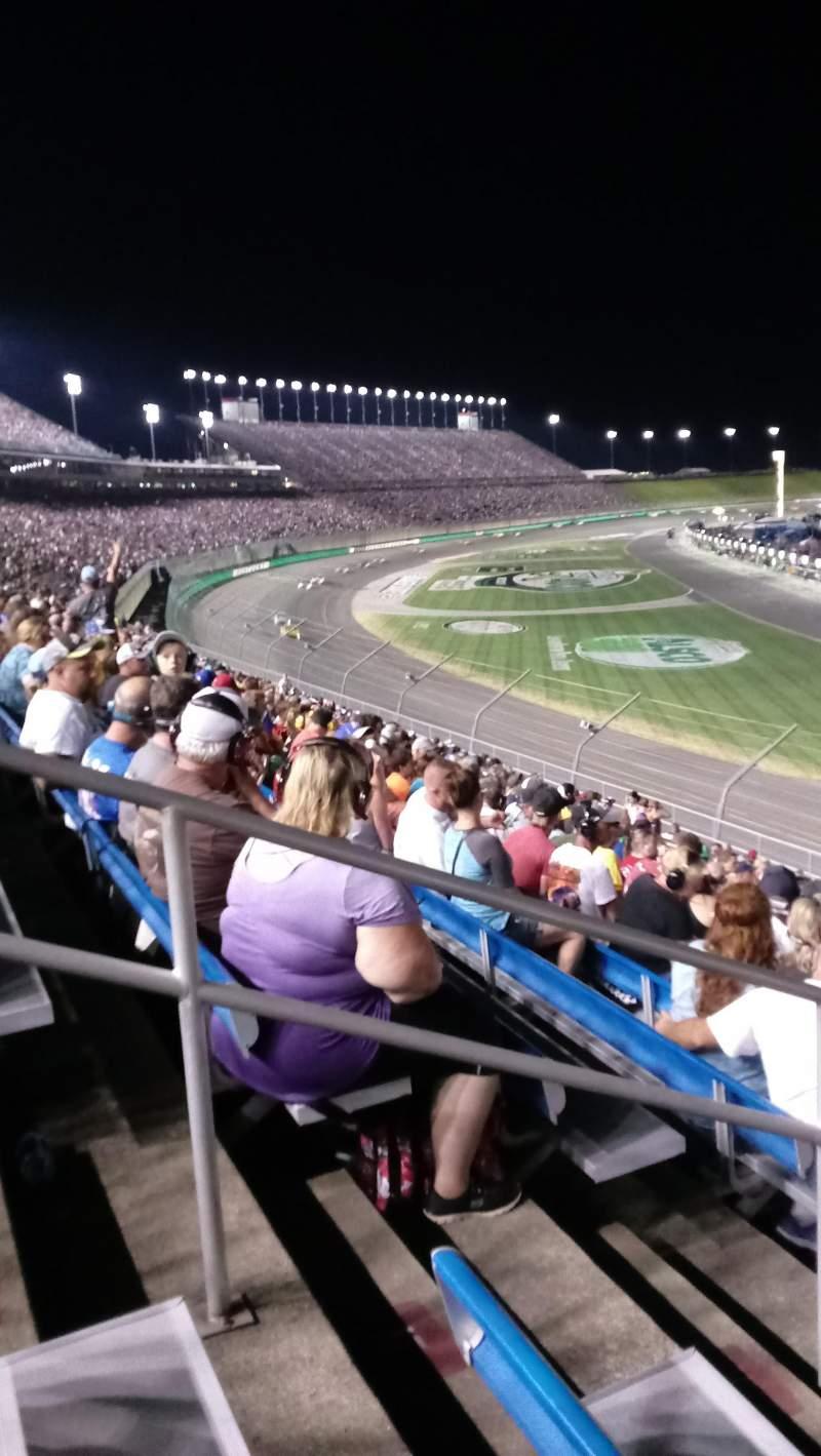 size 40 374c2 317c8 Vistas desde el asiento para Kentucky Speedway Sección Ktye Fila 32 Asiento  7