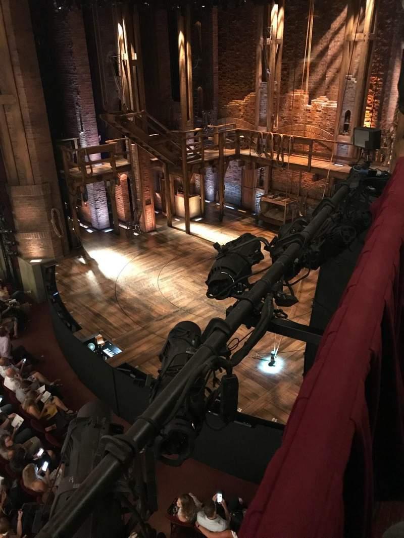 CIBC Theatre, sección: Mzrbx6, fila: Bx6, asiento: 6,8