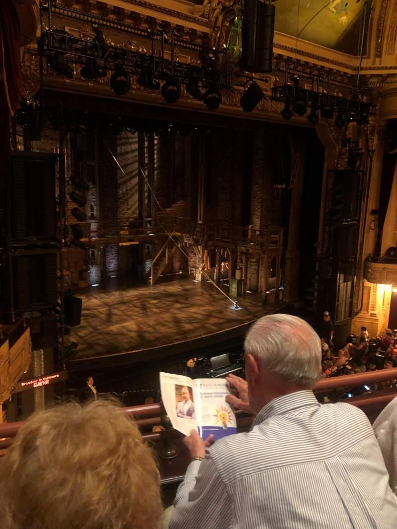 Vistas desde el asiento para Hippodrome Theatre Sección Left Grand Suite Fila C Asiento 225