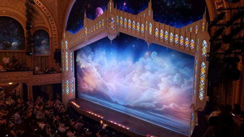 Vistas desde el asiento para Eugene O'Neill Theatre Sección Mezzanine C Fila B Asiento 26