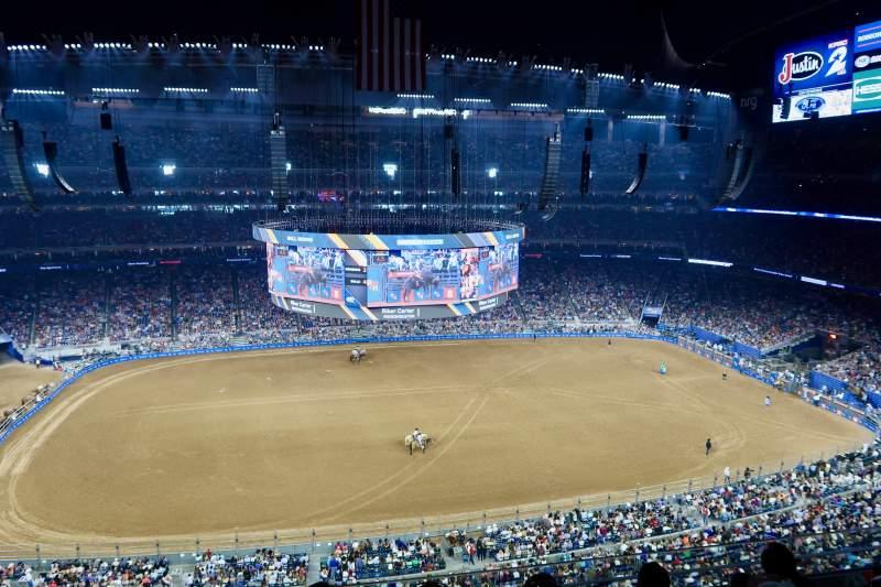 NRG Stadium, sección: 535, fila: L, asiento: 12