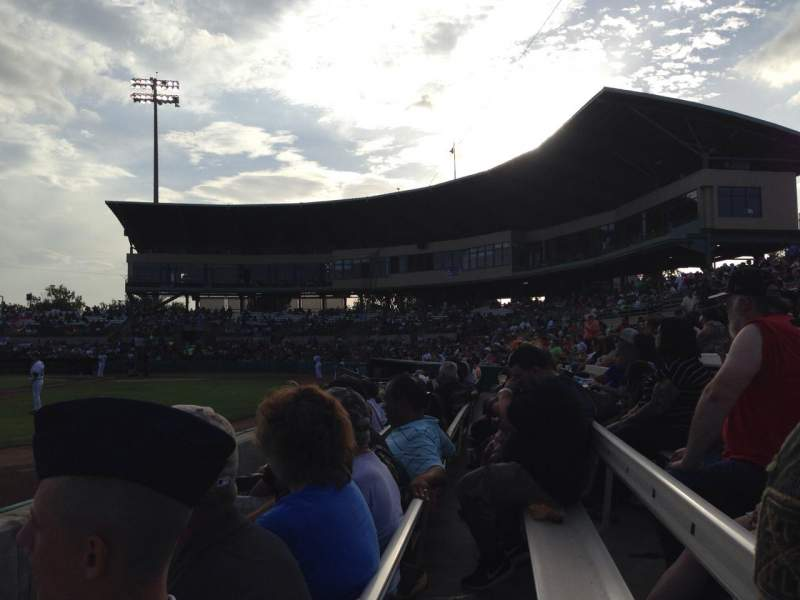 Nelson W. Wolff Municipal Stadium, sección: 115, fila: C, asiento: 26