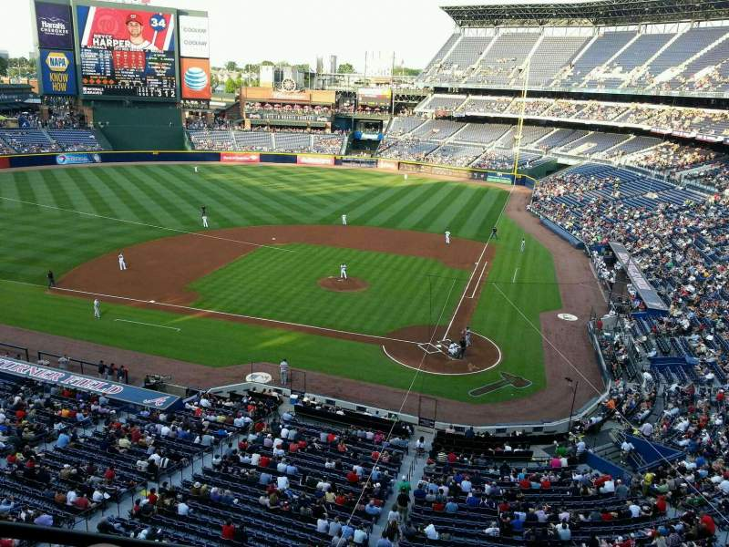 Turner Field, sección: suite 14