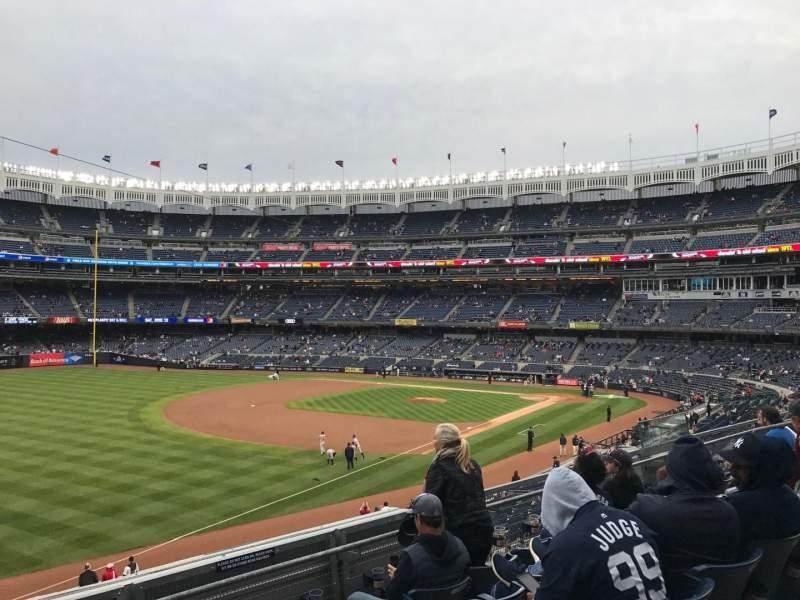 Yankee Stadium, sección: 229, fila: 5, asiento: 16