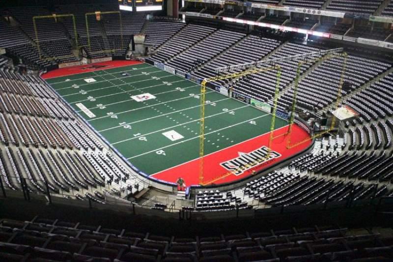 Jacksonville Veterans Memorial Arena, sección: 315, fila: F, asiento: 7